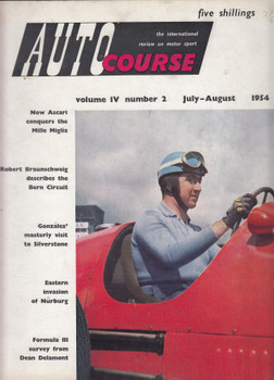 Autocourse 1954 - Volume IV Number 2 July- August 1954 (Paperback ) (B00G5R800Y)
