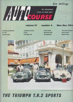 Autocourse 1954 - Volume IV Number 4 November - December 1954 (Paperback )