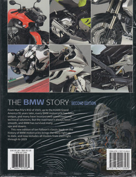 The BMW Motorcycle Story - Second Edition (9781787113589)