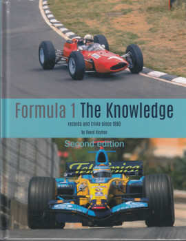 Formula 1 - The Knowledge (Second Edition) (9781787112377)