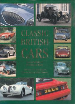 Classic British Sportscars (Graham Robson & Michael E. Ware) Hardcover 1st Edn 2000 (9781861470508)