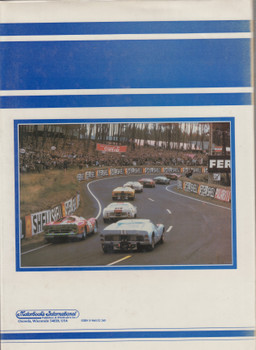 The Ford That Beat Ferrari - A Racing History Of The Ford GT40 (Gordon Jones and John Allen) Hardcover 1st Edn 1985 (9780946132249)