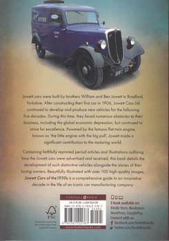 Jowett Cars of the 1930s (Noel Stokoe) (9781781555767)