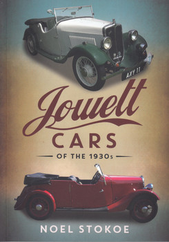 Jowett Cars of the 1930s (Noel Stokoe) (9781781555767)