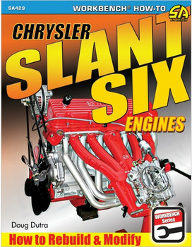 Chrysler Slant Six Engines: How to Rebuild and Modify (Doug Dutra, SA429) (9781613254325)