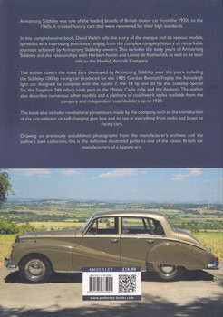 Armstrong Siddeley Motor Cars (David Welch, 9781445685991)