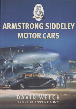 Armstrong Siddeley Motor Cars (David Welch, 9781445685991)