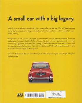 Mini 60 Years (Giles Chapman, ISBN: 9780760363997)