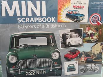 Mini Scrapbook - 60 years of a British icon (Martin Port, 9781907085949)