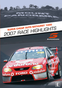 Supercheap Auto Bathurst 1000 2007 Race Highlights DVD (9340601002487)