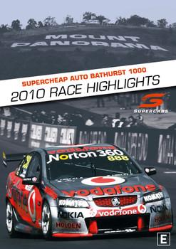 Supercheap Auto Bathurst 1000 2010 Race Highlights DVD (9340601002517)