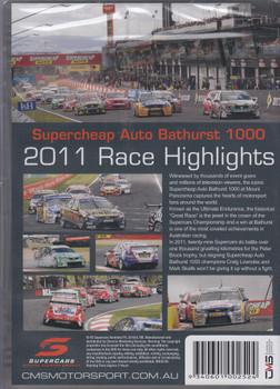 Supercheap Auto Bathurst 1000 2011 Race Highlights DVD (9340601002524)