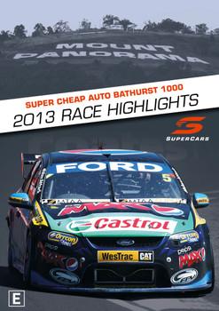Supercheap Auto Bathurst 1000 2013 Race Highlights DVD