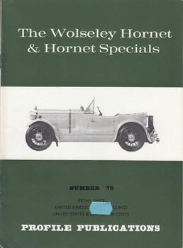 Car Profile Publications No 70