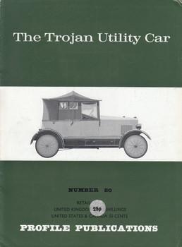 Car Profile Publications No 80 - The Trojan Utility Car