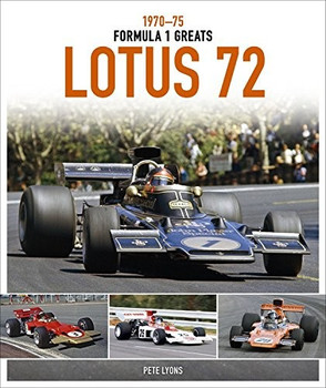 Lotus 72 - 1970-75 Formula 1 Greats (Pete Lyons)