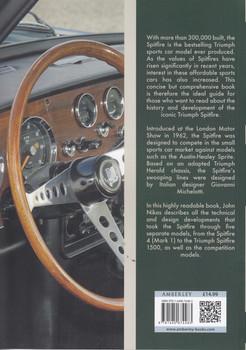Triumph Spitfire & GT6 - Setting the Small Sports Car Standard (John Nikas) (9781445674483)