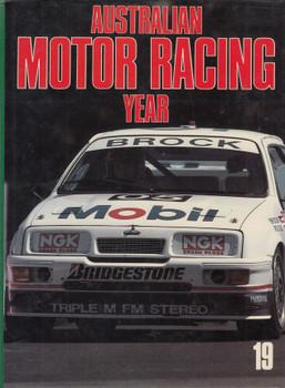 Australian Motor Racing Year Number 19 1989 / 1990 (9770158413199)