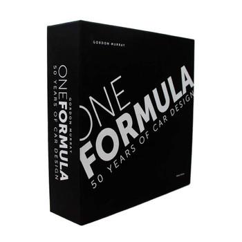 One Formula - 50 years of Car Design (Gordon Murray) (9781907085307)