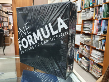 One Formula - 50 years of Car Design (Gordon Murray) (9781907085307)