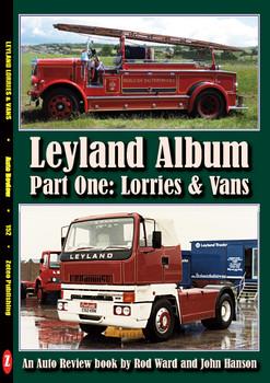 Leyland Album Part One - Lorries & Vans (Auto Review No. 152) (9781854821518)