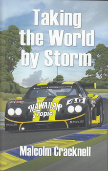 Taking The World By Storm (Malcolm Cracknell) (9781527240520)