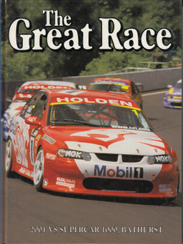 The Great Race 2001 Annual (No. 21) V8 Supercar 1000 Bathurst