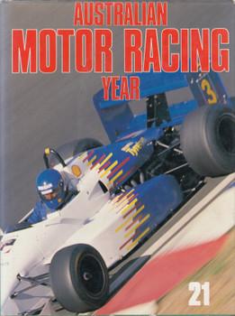 Australian Motor Racing Year Number 21 1991 / 1992 Yearbook