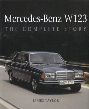 Mercedes-Benz The Complete Story (James Taylor) (9781785006050)