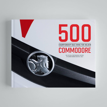 500 Championship Race Wins For Holden Commodore (Aaron Noonan, Will Dale)