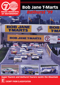 Bob Jane T-Marts Bathurst 99 - Super Tourers and Bathurst Tourers tackle the Mountain DVD
