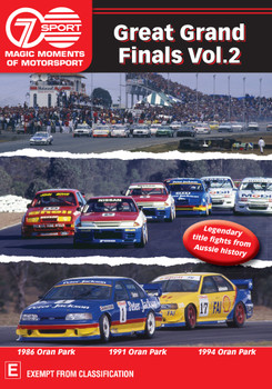 Great Grand Finals Volume 2 - Legendary Title Fights from Aussie History DVD (9340601002418)