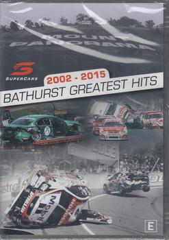 Supercars Bathurst Greatest Hits 2002 – 2015 DVD (9340601002678)
