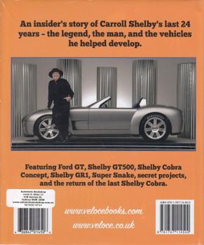 The Last Shelby Cobra - My Times with Carroll Shelby (Chris Theodore) (9781787114500)