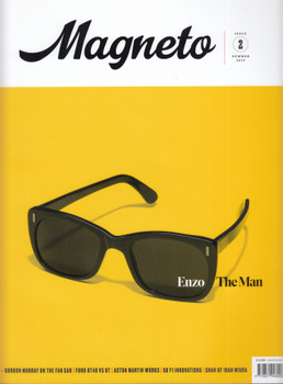Magneto Issue 2 Summer 2019 - Enzo The Man (9772631948006)