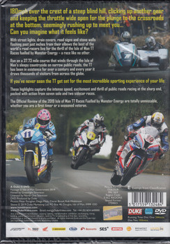TT 2019 Isle Of Man Official Review DVD (5017559132484)