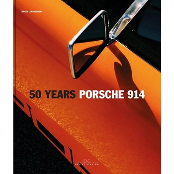 50 Years Porsche 914 (Edition Porsche Museum) - Limited Edition (9783667117175)