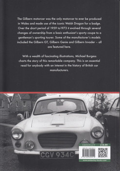 Gilbern Cars (Michael Burgess) (9781445690919)