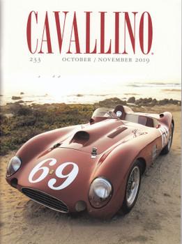 Cavallino The Journal Of Ferrari History Number 233 Oct 2019 / Nov 2019