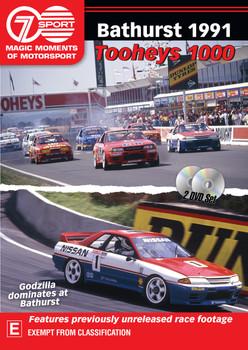 Bathurst 1991 Tooheys 1000 - Godzilla dominates at Bathurst DVD