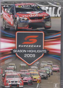 2009 Supercars Season Highlights DVD (9340601002593)