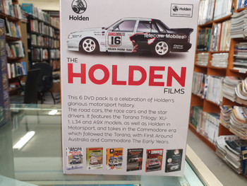 The Holden Films - 6 DVD Box Set (2019 Reissue) (9340601002708)