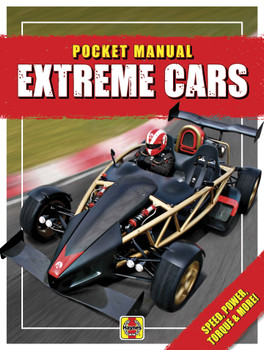 Extreme Cars Pocket Manual (9781785216725)
