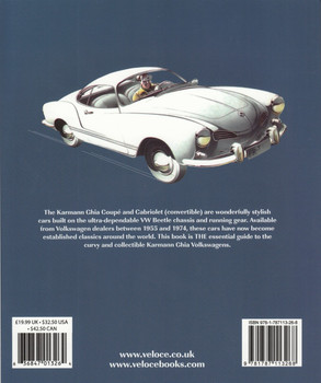 Karmann Ghia Coupé & Cabriolet (Malcolm Bobbitt) (9781787113268)