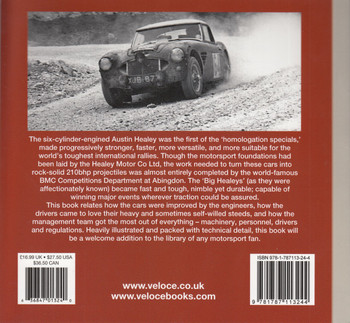 Austin Healey 100-6 and 3000 (Rally Giants Series) - Veloce Classic Reprint Series (9781787113244)