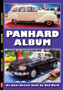 Panhard Album (Auto Review Number 155) (9781854821549)