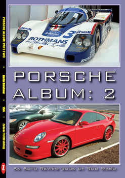 Porsche Album 2 (Auto Review Number 156) (9781854821554)
