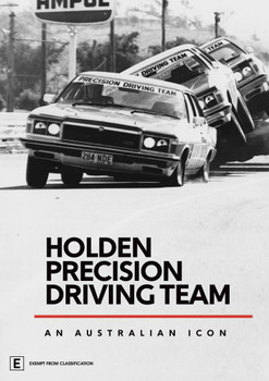 Holden Precision Driving Team DVD