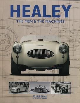 Healey - The Men and the Machines (John Nikas) (9781906133825)