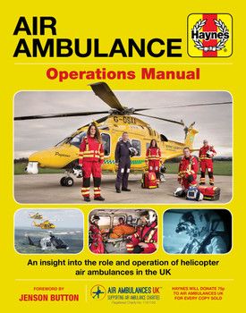 ir Ambulance Haynes Operations Manual (9781785212062)